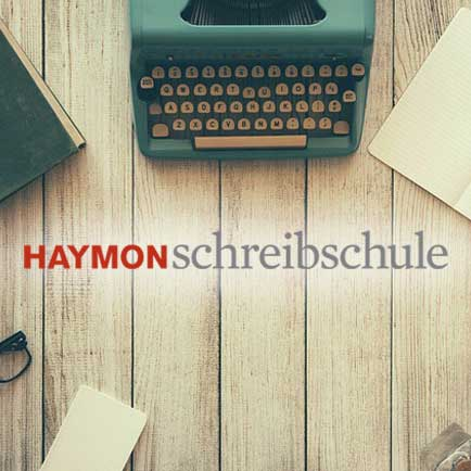 HAYMON schreibschule by wec.at